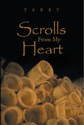 Book cover to Scrolls From My Heart